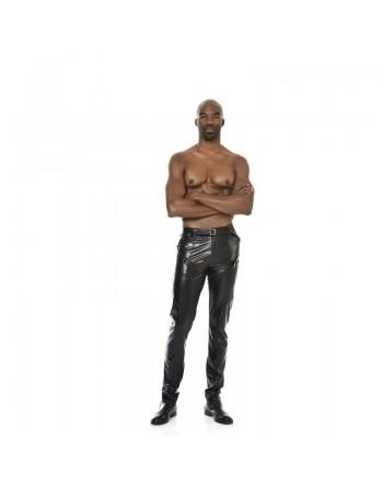 Joss Pantalon sexy en wetlook