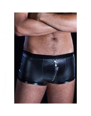 Rayan Boxer zip wetlook