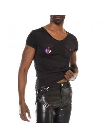 Livio Sexy Lycra T-shirt