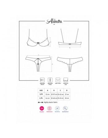 Alabastra set