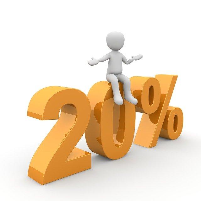 -20% sur votre première commande